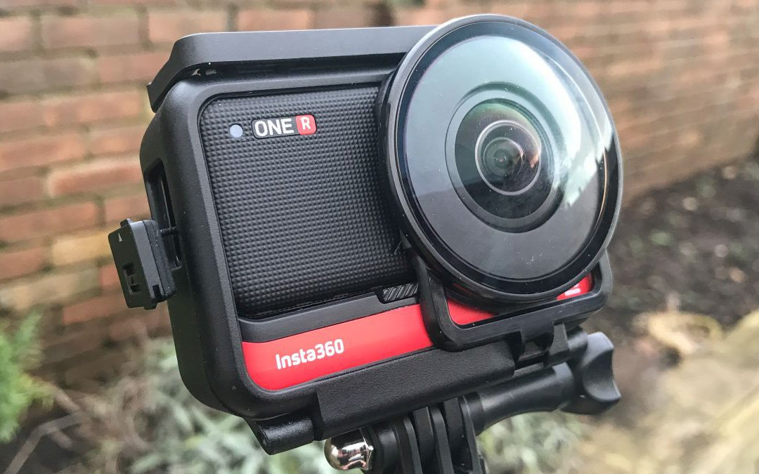 Hands on: Insta360 ONE R Twin Edition review | Digital Camera World
