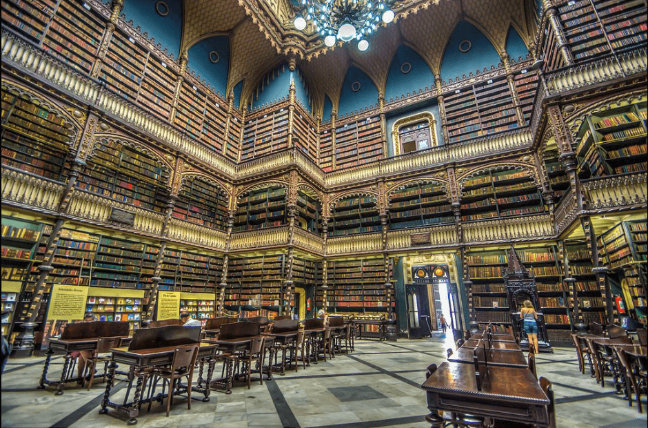 Royal Portuguese Cabinet of Reading – Wikipedia