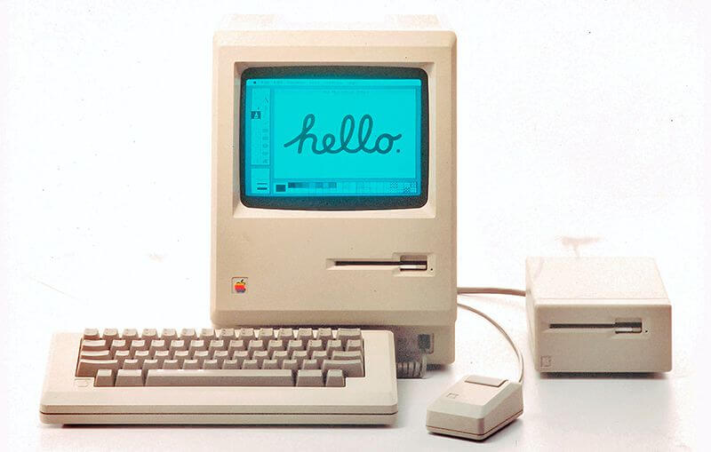 36 Years Ago Today, Steve Jobs Unveiled the First Macintosh – MacRumors