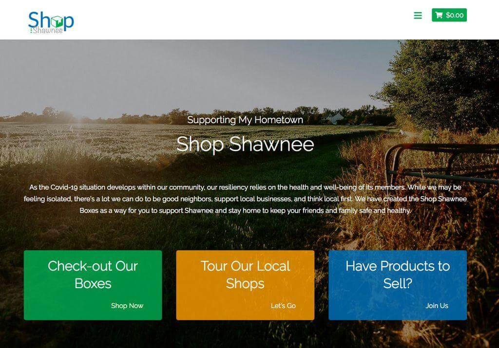 Shop Shawnee Featured