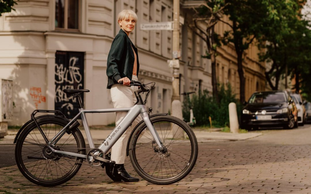 This subscription service lets you ride an expensive e-bike without buying one