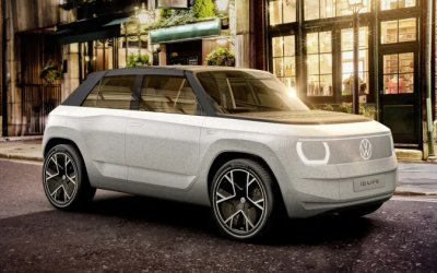 Volkswagen's ID.Life is an urban EV that will enter production by 2025 | Engadget