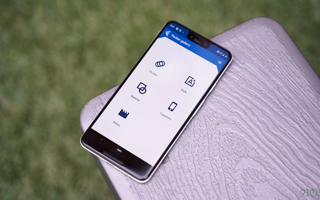 Flutter 2.5 brings Android full-screen, Material You widgets – 9to5Google